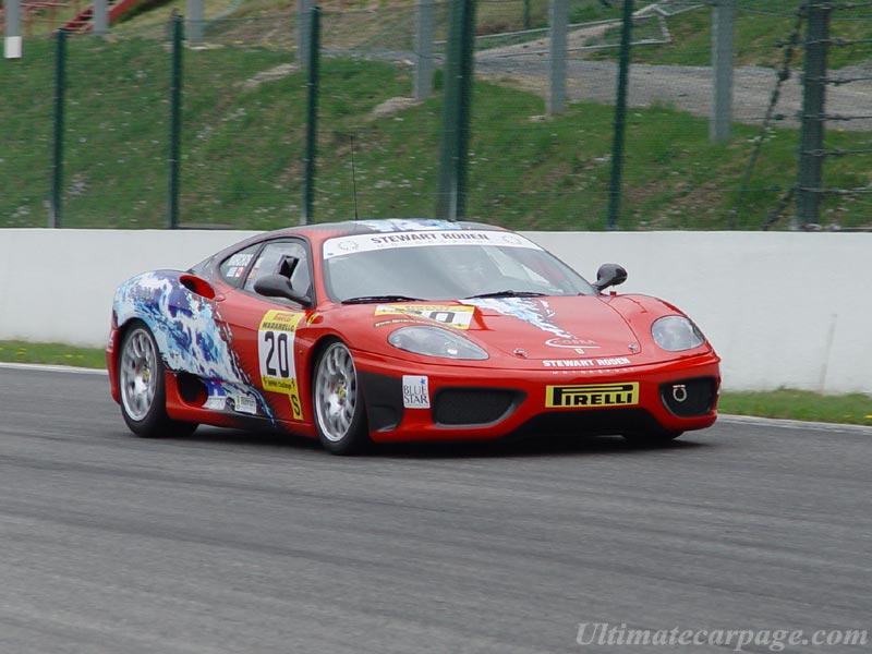 Историята на Ферари    Глава 73  Ferrari 360 0d5816b6311