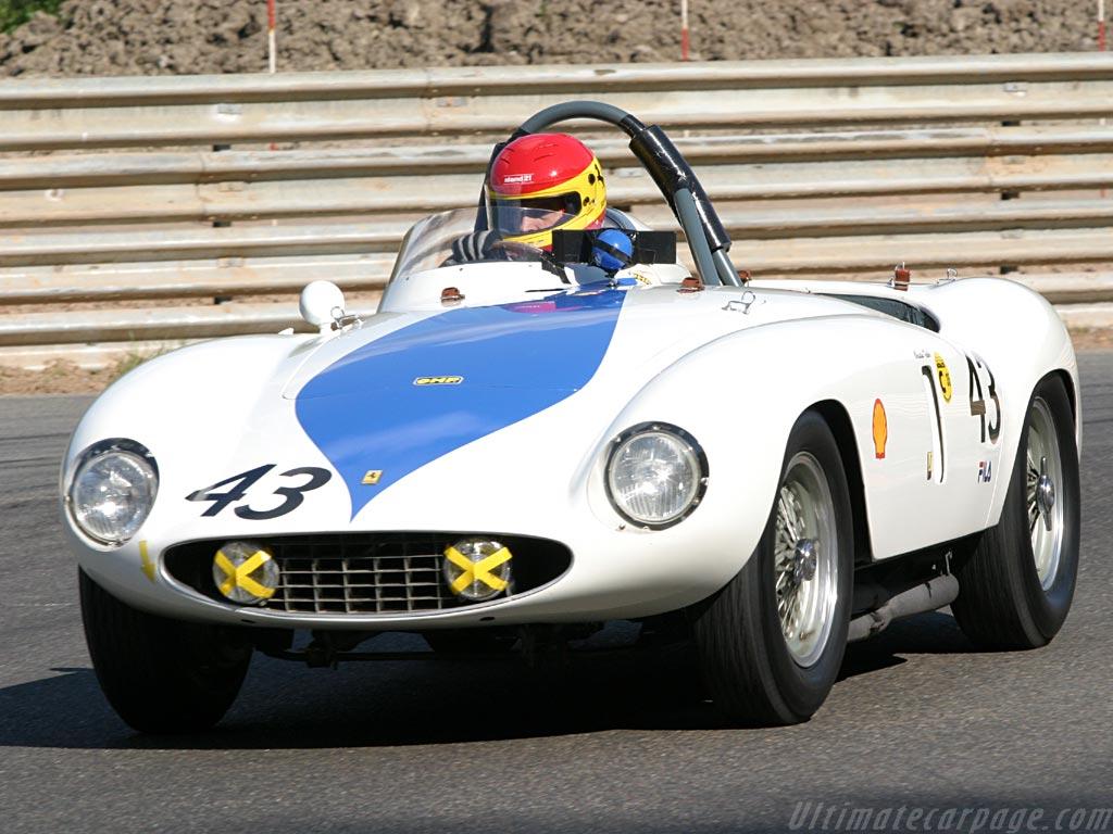 Шаси 0554М Ferrari 750 Monza