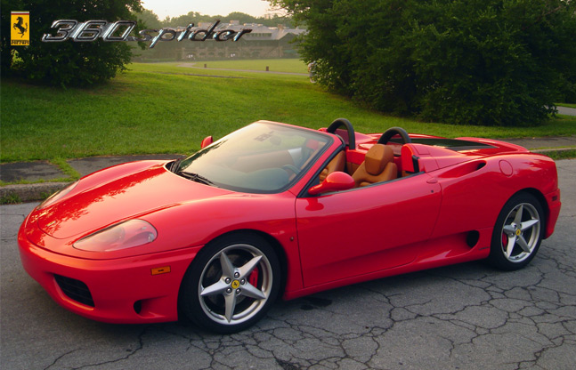 Историята на Ферари    Глава 73  Ferrari 360 6cb1229c6